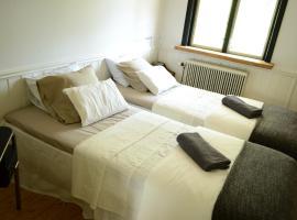 The Morrum River Bed and Breakfast, Hemsjö