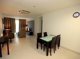 Merdeka Suites Hotel