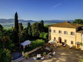 Villa Sabolini, Colle Val D'Elsa