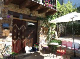 Casa Rural Las Hilanderas, Riego de Ambros