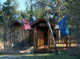 Moose Cabin, Anchor Point