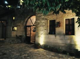 Turbel Cave Hotel, Çavuşin