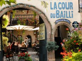 La Cour du Bailli Suites & Spa, Bergheim