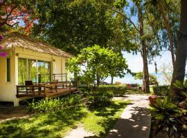 Larissa Samed resort, Ko Samed