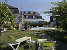 Inter-hotel Les Tilleuls, Bourges