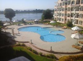 Luxor River Nile Resort Apartment, Al Marīs