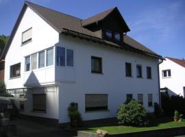 Ferienwohnung Koch Inge, Mörlenbach
