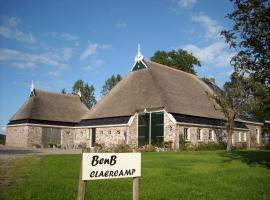 Bed and Breakfast Claercamp Dokkum, Rinsumageest