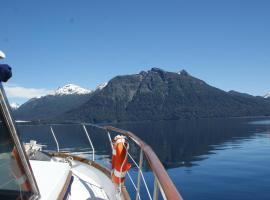 Barco paisano, San Carlos de Bariloche