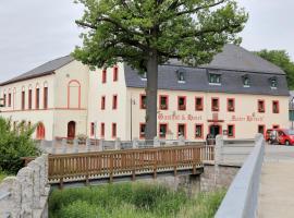Gasthof und Hotel Roter Hirsch, Klausnicas