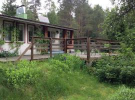 Markos Holiday Home, Saaramaa