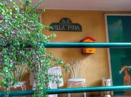 Villa Pina, Laigueglia