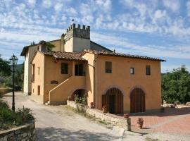 San Romolo, Ellera