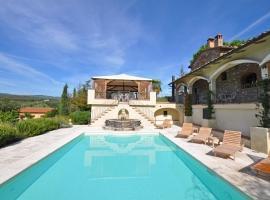 Villa Guia, Monte Benichi