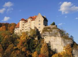 Burg Rabenstein, Kirchahorn
