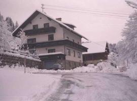 Angererhof - Ferienwohnung Albel, Arriach