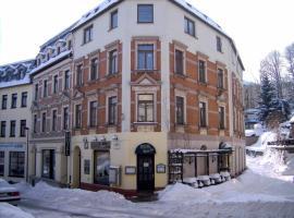 Hotel Hardys-Eck, Auerbach