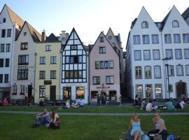 Haus Enteresan, Cologne