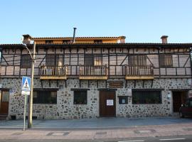 Hostal Los Rosales, Tejeda de Tiétar