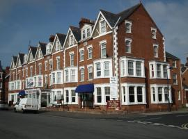 Marlborough Hotel, Felixstowe