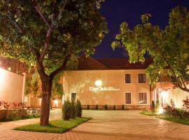 CityClub Hotel, Tiraspol