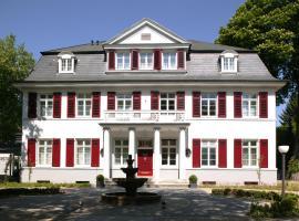 Villa Fürstenberg, Leverkusen