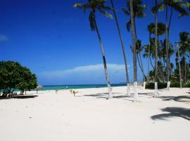Stanza Mare 2 Bedroom Beachfront Condo, Punta Cana
