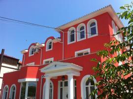 Villa Favorita, Dél-Eforie