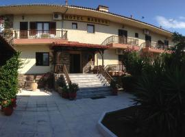 Hotel Markos, Ierissos