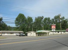 Sylvan Motel, Quesnel