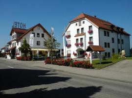 Hotel Restaurant Adler, Westhausen