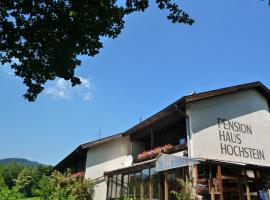 Pension Haus Hochstein, Drachselsried