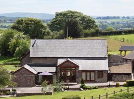 Great Park Barn, Llangattock Lingoed