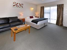Classique Lodge Motel, Christchurch