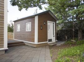 The Tiny House, Hafnarfjördur