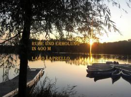 Ferienwohnung Casa Di Lago, 하임스베르크