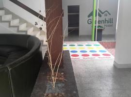 Greenhill Hostel, Medellín
