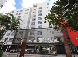 Hotel Rieger, Balneário Camboriú