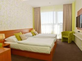Avanti Hotel, Brno