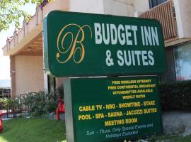 Budget Inn Anaheim/Santa Ana, Santa Ana