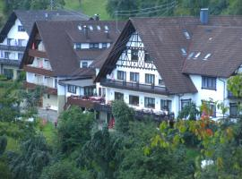 Berggasthaus Wandersruh, Lautenbach