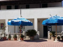 Residence Alga Blu sul Mare, Vieste