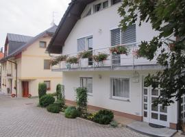Apartment Sobe Ravbar, Novo mesto