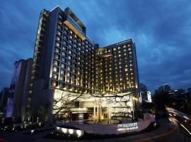 JW Marriott Hotel Mexico City Santa Fe, Mexico City