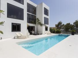 Architecture Villa in Sitges Hills, Olivella