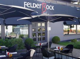 Hotel Restaurant Felderbock, Nußloch