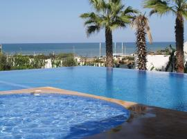 Anfa Beach Apartment, Dar Bouazza