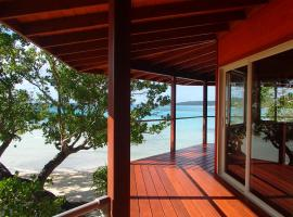 Sunrise Beach Cabanas Eco-Resort, Luganville