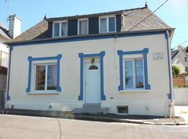 La Maison Bleue, Lannion