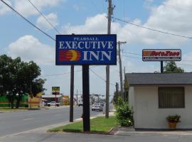 Executive Inn Pearsall, Pearsall